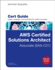 AWS Certified Solutions Architect - Associate (SAA-CO1) Cert Guide - Book