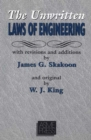 Unwritten Laws of Engineering - eBook