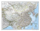 China Classic, Tubed : Wall Maps Countries & Regions - Book