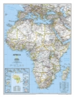 Africa Classic, Enlarged &, Laminated : Wall Maps Continents - Book