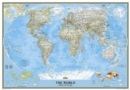 World Classic, Laminated : Wall Maps World - Book