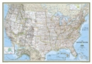 United States Explorer, Laminated : Wall Maps U.S. - Book