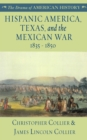 Hispanic America, Texas, and the Mexican War - eBook