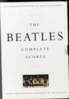 The Beatles Complete Scores Box Edition - Book