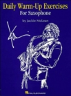 Daily Warm-Up Exercises For Saxophone - Book