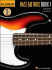 Hal Leonard Bass Method : Book 1 (Second Edition) (Book/Online Audio) - Book