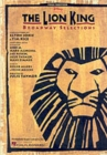 The Lion King : Broadway Selections - Book