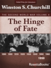 The Hinge of Fate : The Second World War, Volume 4 - eBook