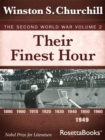 Their Finest Hour : The Second World War, Volume 2 - eBook