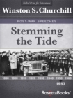 Stemming the Tide - eBook