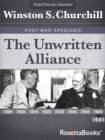The Unwritten Alliance - eBook