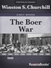 The Boer War - eBook