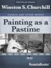 Painting as a Pastime - eBook