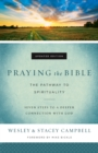 Praying the Bible : The Pathway to Spirituality - Book