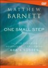 One Small Step DVD : The Life-Changing Adventure of Following God's Nudges - Book