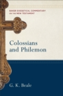 Colossians and Philemon - Book