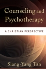 Counseling and Psychotherapy : A Christian Perspective - Book