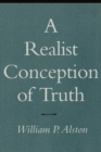 A Realist Conception of Truth - Book