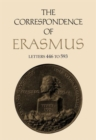 The Correspondence of Erasmus : Letters 446 to 593, Volume 4 - Book