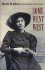 Some Went West - Book