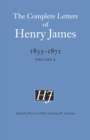 The Complete Letters of Henry James, 1855-1872 : Volume 2 - eBook