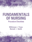 Procedure Checklists for Fundamentals of Nursing - Book