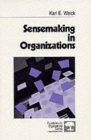Sensemaking in Organizations - Book