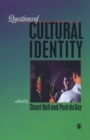 Questions of Cultural Identity - Book