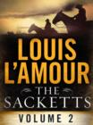 The Sacketts Volume Two 12-Book Bundle - eBook