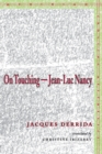 On Touching-Jean-Luc Nancy - Book