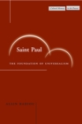 Saint Paul : The Foundation of Universalism - Book