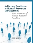 Achieving Excellence in Human Resources Management : An Assessment of Human Resource Functions - eBook