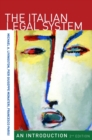 The Italian Legal System : An Introduction, Second Edition - eBook
