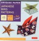 "Origami Paper - Japanese Bird Patterns - 6 3/4"" - 48 Sheets : Tuttle Origami Paper: High-Quality Origami Sheets Printed with 8 Different Patterns: Instructions for 7 Projects Included - Book"