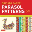 Origami Paper Parasol Patterns - Book