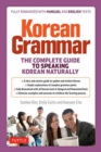 Korean Grammar : The Complete Guide to Speaking Korean Naturally - Book