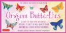 Origami Butterflies Kit : The LaFosse Butterfly Design System Great for Kids and Adults! - Book