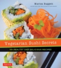 Vegetarian Sushi Secrets - Book