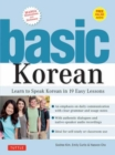Basic Korean : Learn to Speak Korean in 19 Easy Lessons Companion Online Audio and Dictionary - Book