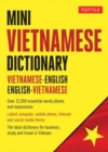 Mini Vietnamese Dictionary : Vietnamese-English / English-Vietnamese Dictionary - Book