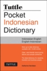 Tuttle Pocket Indonesian Dictionary : Indonesian-English English-Indonesian - Book