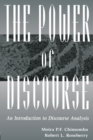 The Power of Discourse : An Introduction To Discourse Analysis - Book