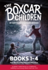 The Boxcar Children Mysteries Boxed Set #1-4 - eBook