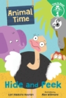 Hide and Peek (Animal Time: Time to Read, Level 1) - eBook