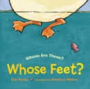 Whose Feet? - Book