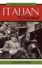 Historical Dictionary of Italian Cinema - eBook
