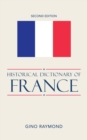 Historical Dictionary of France - eBook