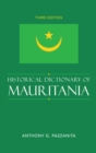 Historical Dictionary of Mauritania - eBook