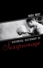 Historical Dictionary of Sexspionage - eBook