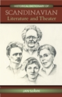 Historical Dictionary of Scandinavian Literature and Theater - eBook